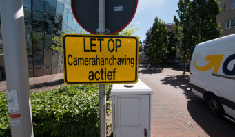 camerahandhaving