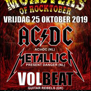 Monsters of Rocktober