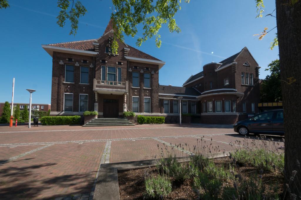 oude gemeentehuis Boskoop