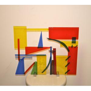 Kunstschilder atelier van Dam