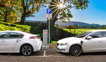 elektrische auto laadpalen