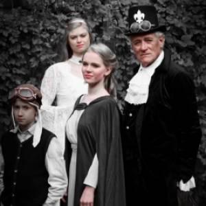 Theater, Productiehuis Alphen | Kerstvoorstelling: Scrooge (première)