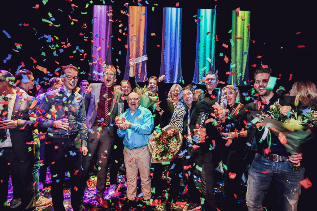 Foto winnaars VOAWARDS 2020