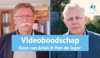 Videoboodschap Koos van Arkel en Han de Jager
