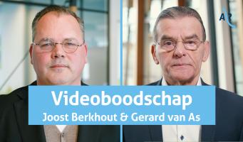 Videoboodschap Gerard van As