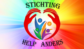 Logo stichting help anders