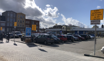 Parkeerdak Aarhof