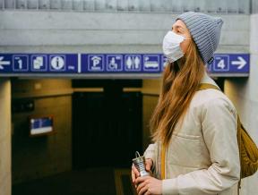 Hoe gebruik je een mondkapje?