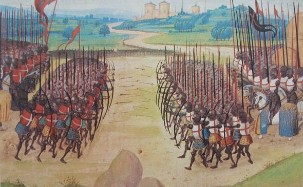 De Heerlijkheid van Alfen: strategisch Alphen