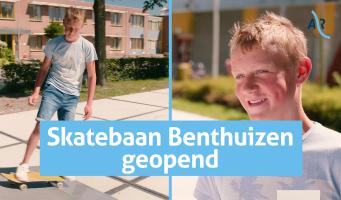Skatebaan Benthuizen