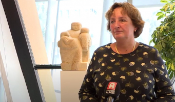 Liesbeth spies interview.JPG