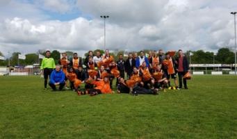 AVV periodekampioen na wedstrijd Nicolaas Boys